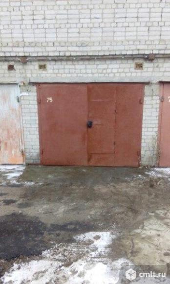 Капитальный гараж 16 кв. м Рубин-3