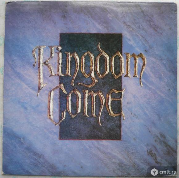 "Грампластинка (винил). Гигант [12"" LP]. Kingdom Come. Kingdom Come. 1988. Polydor. Южная Корея.. Фото 1."