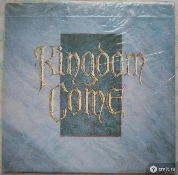 """Грампластинка (винил). Гигант [12"""" LP]. Kingdom Come. Kingdom Come. 1988. Polydor / RTB. Югославия.. Фото 1."""