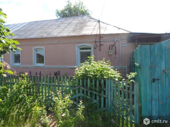 Часть дома 49,5 кв.м