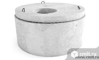 Кольца армированные бетонные вибропрессованные