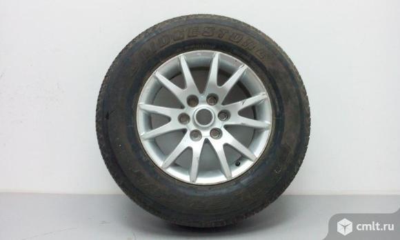Диск колесный R17X7.5J ET38 6X139.