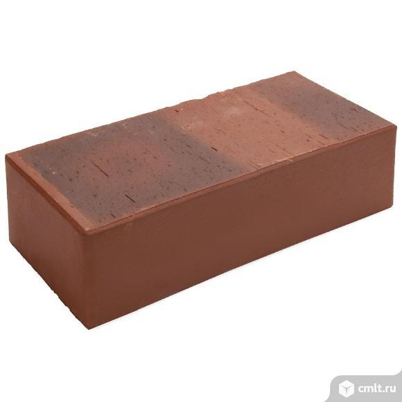 Кирпич печной керамический г.Санкт-Петербург коричневый, 1.0НФ, М400, шт