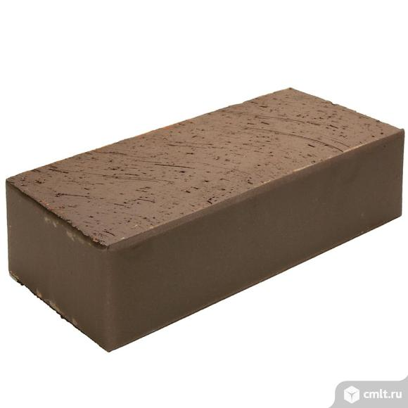 Кирпич печной керамический Lode Brunis, коричневый, 1.0НФ, М500, шт
