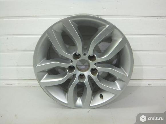 Диск колесный легкосплавный R17X7.5J ET32 5X120 BMW X3 F25 10- б/у 36116787576 4*