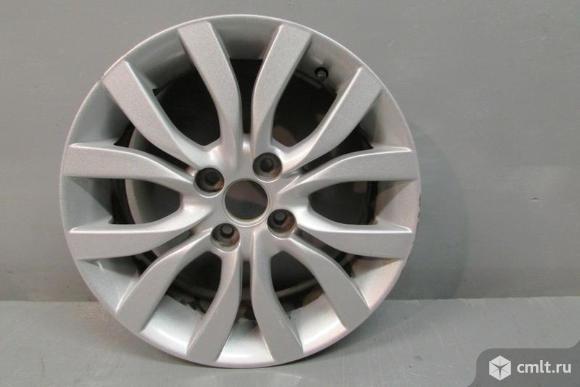 Диск колесный литой R15x6J ET35 4x98 DATSUN ON DO/MI DO 14- б/у  2195310101530 4*