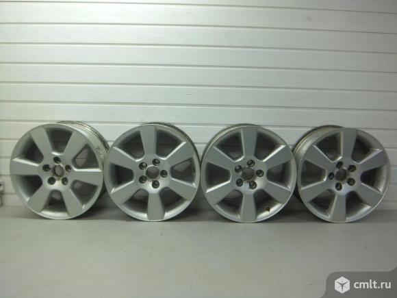 Диск колесный литой R17x6.5J ET35 5x114.3 LEXUS RX350 03-09 б/у 1шт. 4261148340 3*