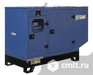 Дизельный генератор электростанция дгу sdmo 10 кВт б/у. Фото 1.
