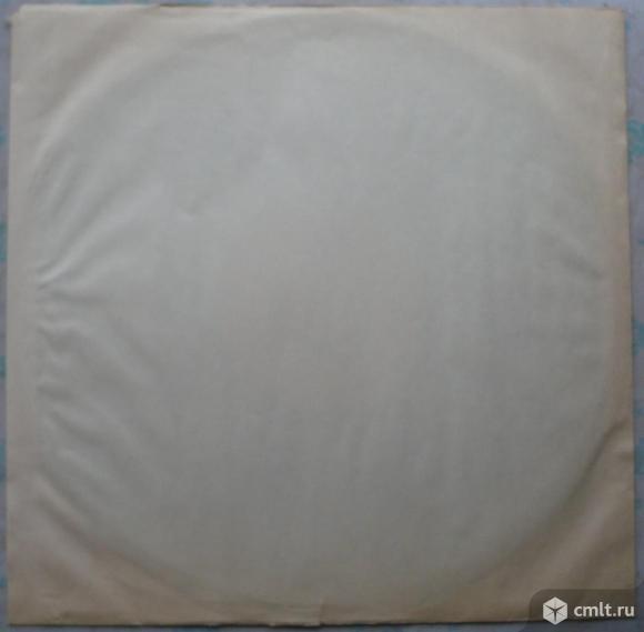 """Грампластинка (винил). Гигант [12"""" LP]. Группа """"Браво"""". Браво - 10. Записи 1983-1984. Ошибка пресса.. Фото 6."""