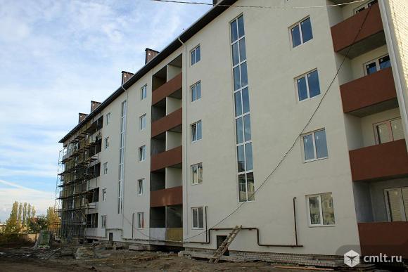 1-комнатная квартира 32,36 кв.м