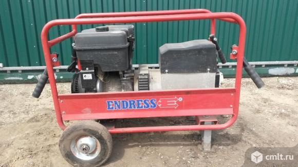 Бензиновый сварочный генератор Endress ESE 704 SBS AC