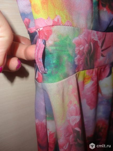 Летнее платье. Фото 4.