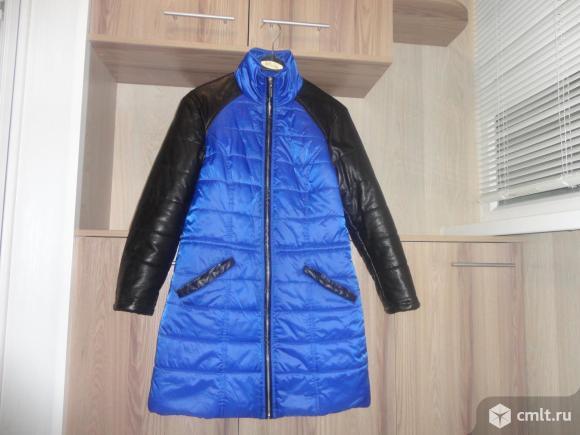 Стильная куртка на осень