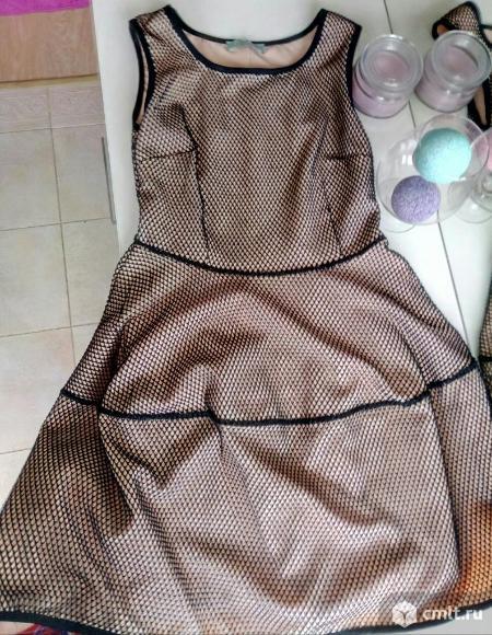 Продам стильное и оригинальное платье.Венгрия. Фото 1.