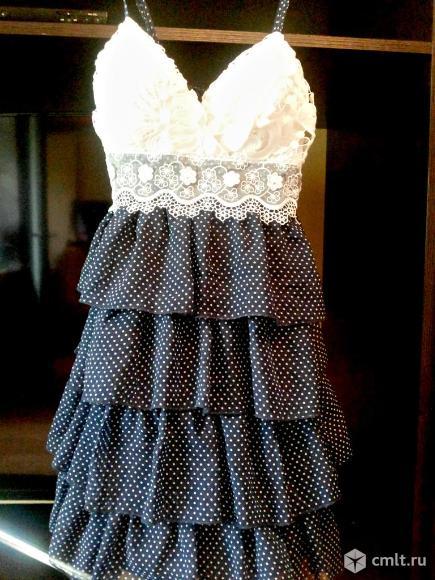 Платье летние новое