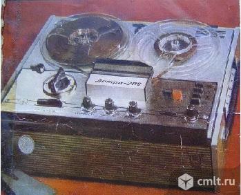 Продам Магнитофон «Астра 206» 1977 года. Фото 1.