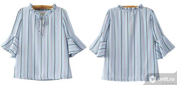Блузки на любой вкус и случай. Фото 8.