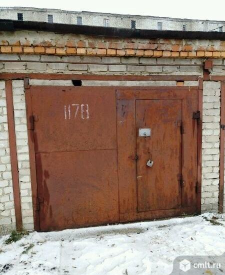 Капитальный гараж 22 кв. м Искра