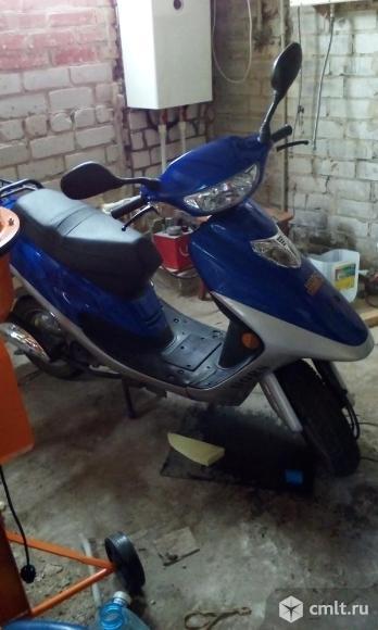 Скутер Hors Motors Strada Jazz 50 - 2012 г. в.