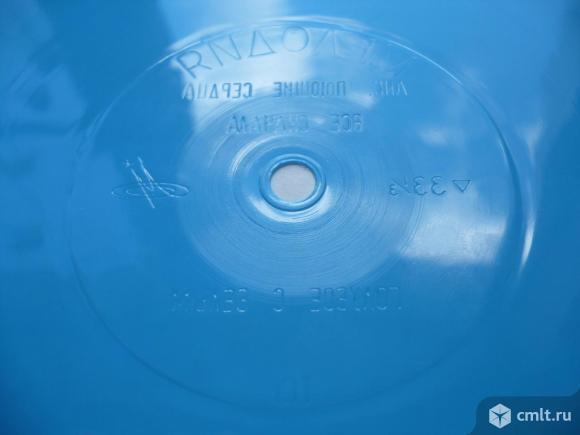"""Грампластинка. Гибкий миньон [7"""" Flexi EP]. Ансамбль """"Поющие сердца"""". Мелодия, 1973. 33 ГД 0003659.. Фото 8."""