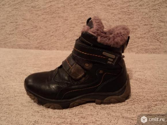 Ботинки зимние р-р. 32
