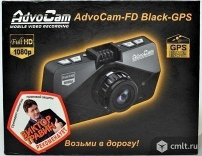 Как новый, гарантия Видеорегистратор AdvoCam FD Black-GPS