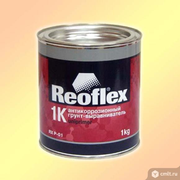 Грунт reoflex 1К uniprimer (1кг) серый