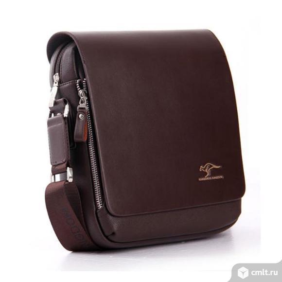 Мужская сумка планшет. Фото 1.