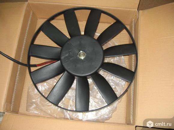 Вентилятор радиатора ГАЗ. Фото 1.