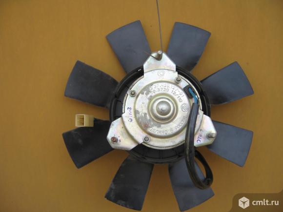 Вентилятор радиатора ВАЗ. Фото 2.