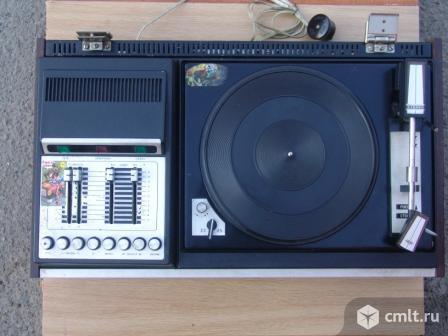 Аудиосистема Мелодия. Фото 1.