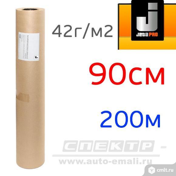 Бумага маскировочная 90см х 200м jetapro (50г/м2)