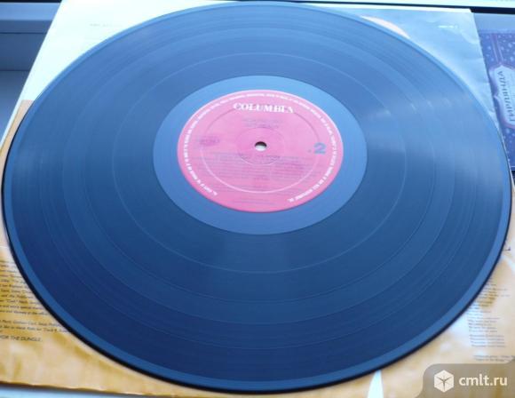"Грампластинка (винил). Гигант [12"" LP]. Roachford. ""Get Ready!"". (P)(C) 1991. Columbia. Holland.. Фото 8."