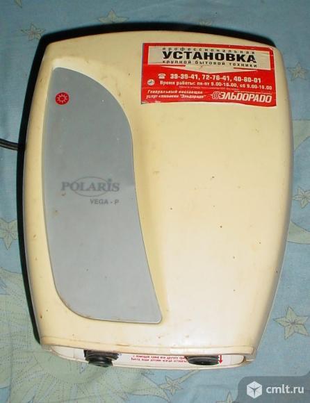 Проточный водонагреватель Поларис- Вега-П