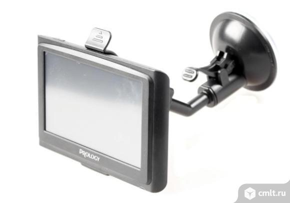 Упаковка и док-ты для gps навигатора prology imap4300
