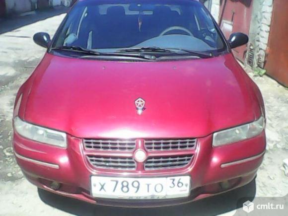 Chrysler Stratus - 1996 г. в.. Фото 1.
