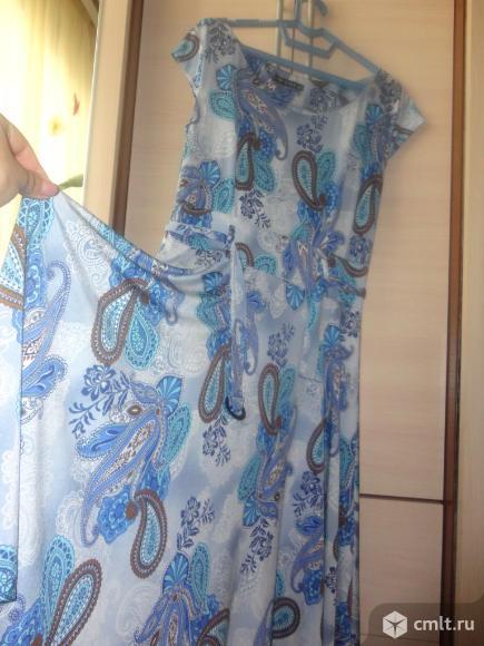 Новое летнее платье. Фото 1.