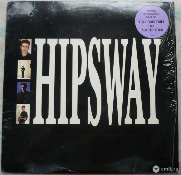 """Грампластинка (винил). Гигант [12"""" LP]. Hipsway. Hipsway. 1987. Columbia Records/CBS Inc. США.. Фото 1."""