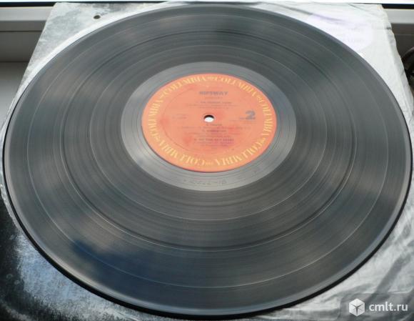 """Грампластинка (винил). Гигант [12"""" LP]. Hipsway. Hipsway. 1987. Columbia Records/CBS Inc. США.. Фото 8."""
