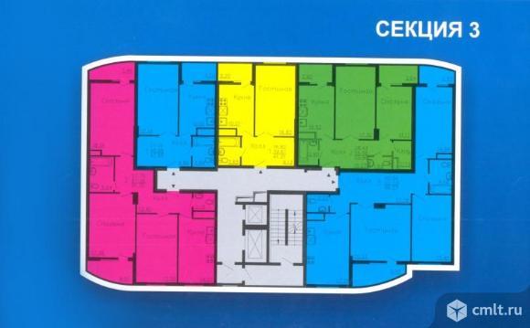 2-комнатная квартира 60,2 кв.м