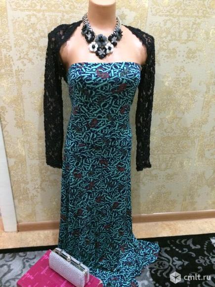Продаю трикотажное платье итальянского бренда Donatella.. Фото 1.