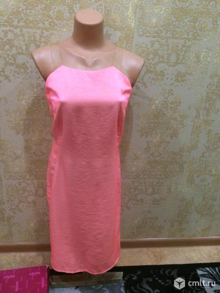 Продаю сарафан красивого персикового цвета.. Фото 1.