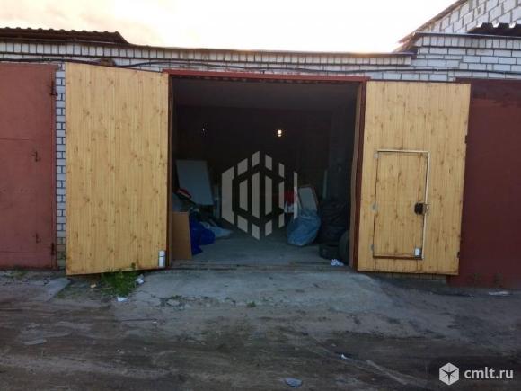 Капитальный гараж 65 кв. м