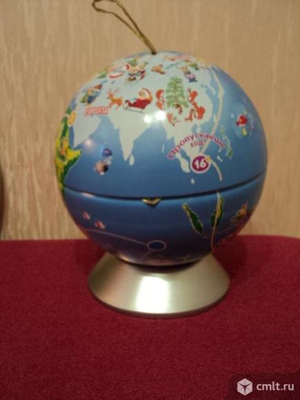 Глобус игра детская