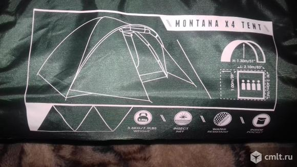 Палатка montana