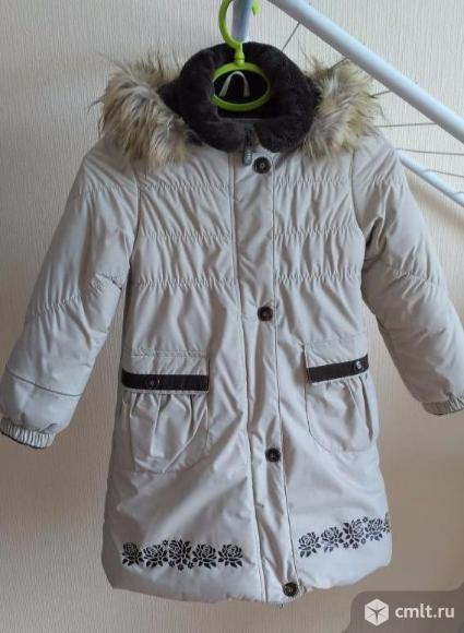 Пальто Lenne, зима