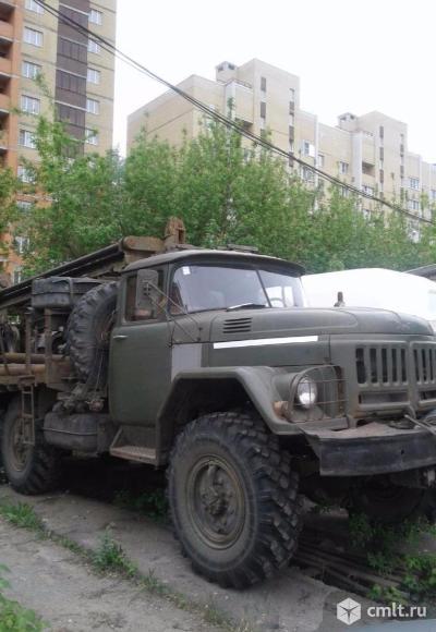 Бурильная установка ЗИЛ - 1974 г. в.