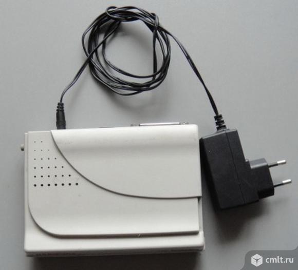 Модем 3com u. s. robotics 56k faxmodem