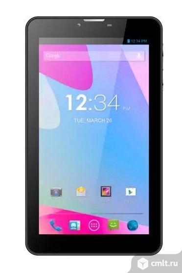 """Новый, гарантия 7"""" Планшет Huawei MediaPad T1 7 8 Гб 3G серебристый"""