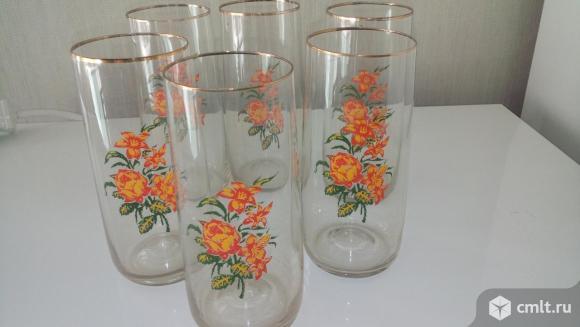 Продам стакан стекло. Фото 1.